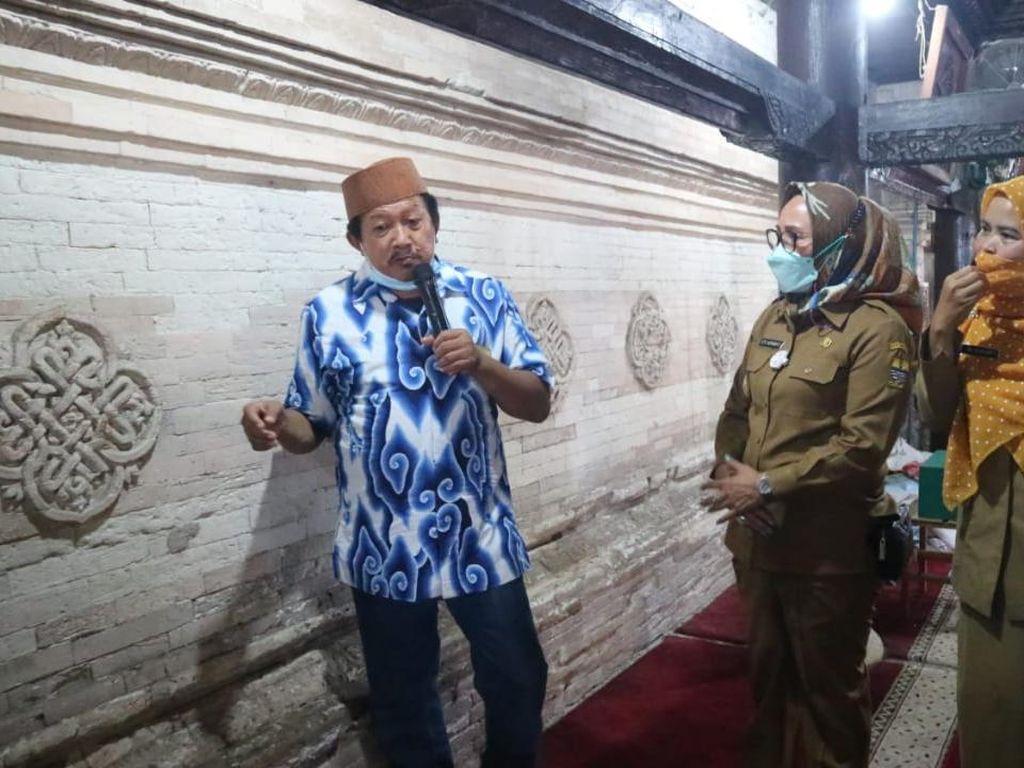 Ingin Curi Perhatian Wisatawan, Cirebon Perkuat Keunikan Masjid Kuno