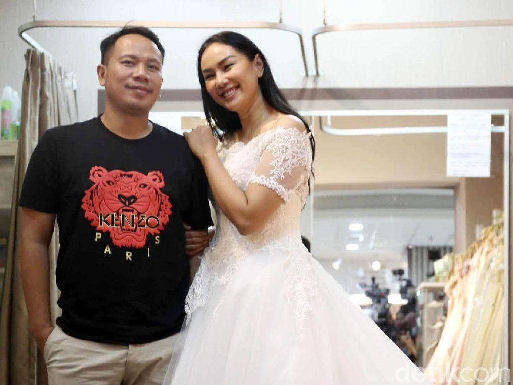 Akhirnya Vicky Prasetyo Dapat Restu Ayah Kalina