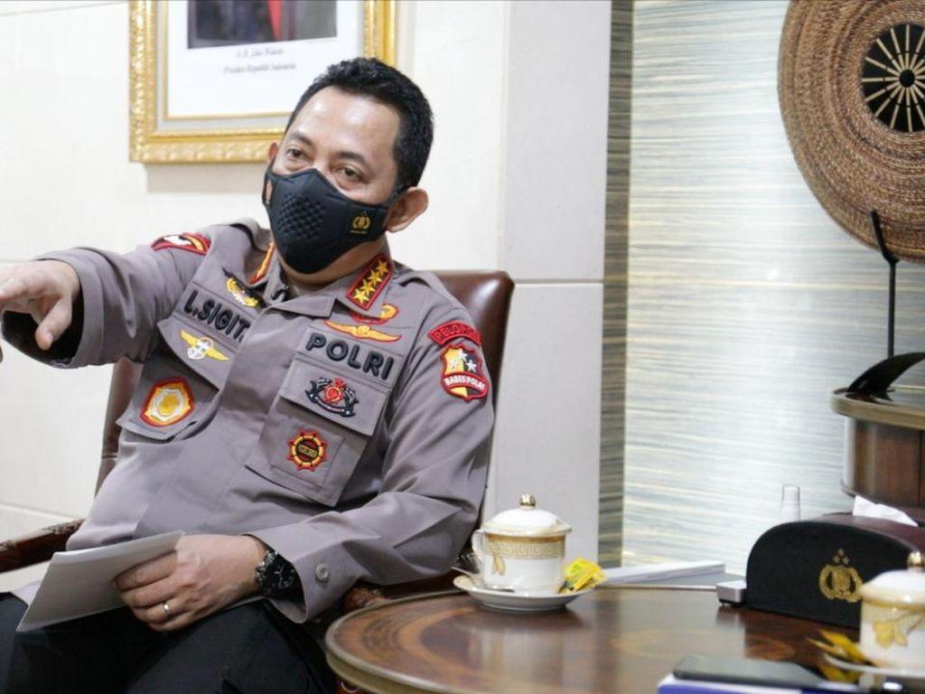 Kapolri Tata Organisasi, Bakal Ada 84 Polsek Baru di Indonesia