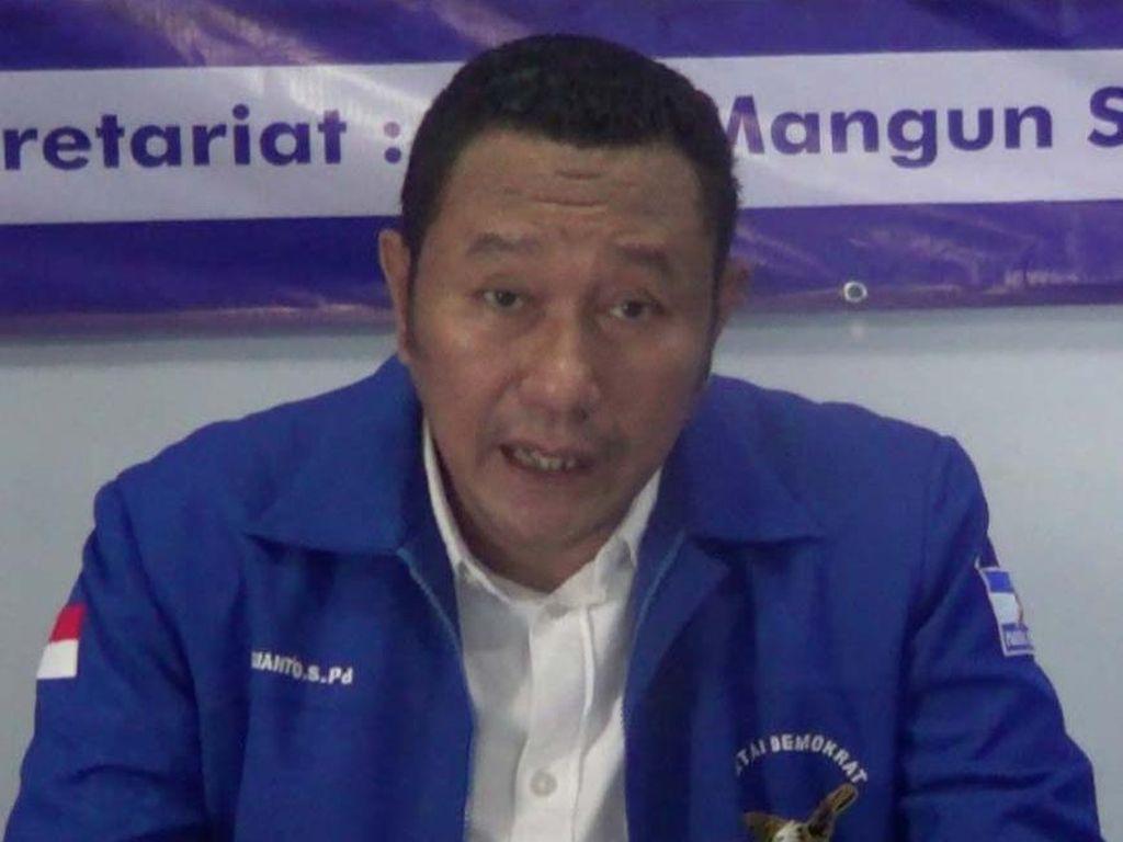 Setia ke AHY, DPC Demokrat Trenggalek Tak Hadir di KLB Sumut
