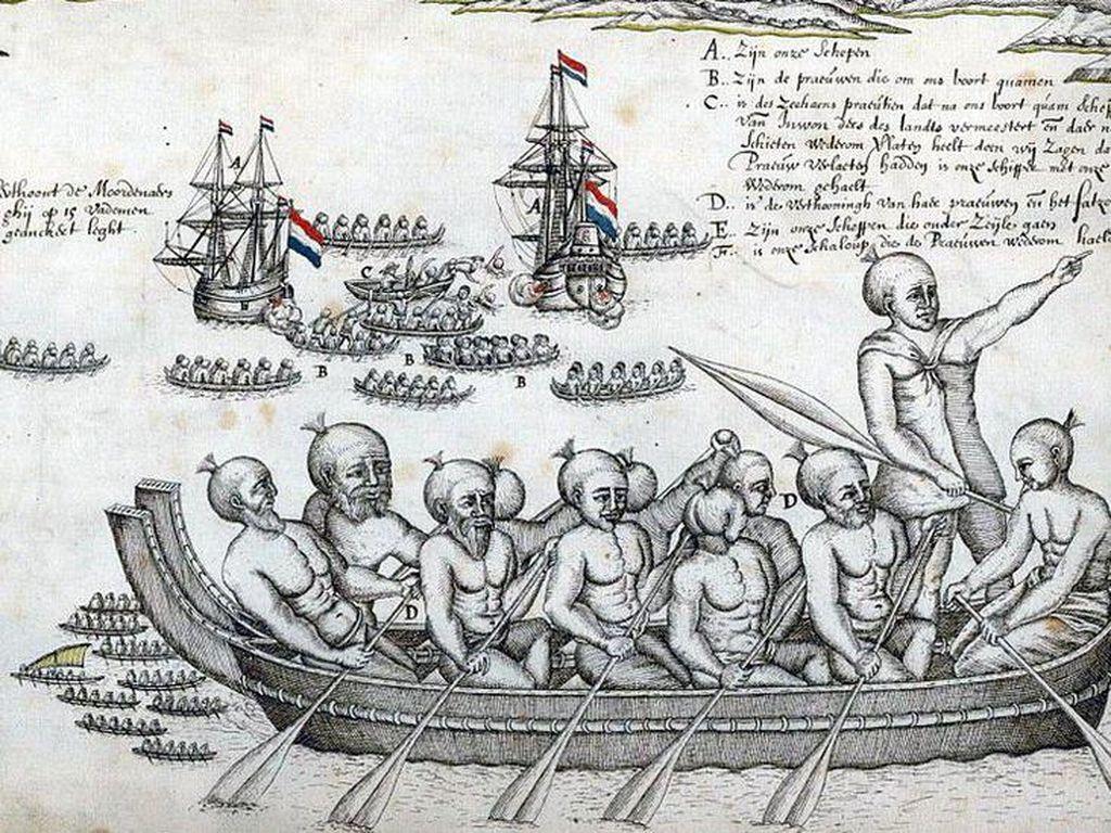 Kisah Pelaut Belanda Bertolak dari Jakarta untuk Cari Benua Hilang