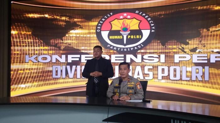Konpers Div Humas Polri soal izin timnas Indonesia