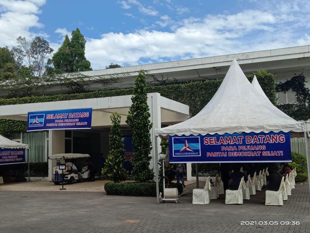 Ketua DPC PD Purworejo Kemenakan Ani SBY Sebut KLB di Sumut Bodong