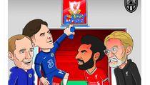 5 Kali Kalah di Kandang, Liverpool Jadi Bahan Ejekan