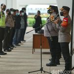 Timnas U-23 Vs Tira Persikabo, Wakapolres: Amankan yang Langgar Prokes