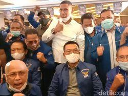 Moeldoko Presiden 2024 Bergema di Arena KLB Demokrat di Sumut