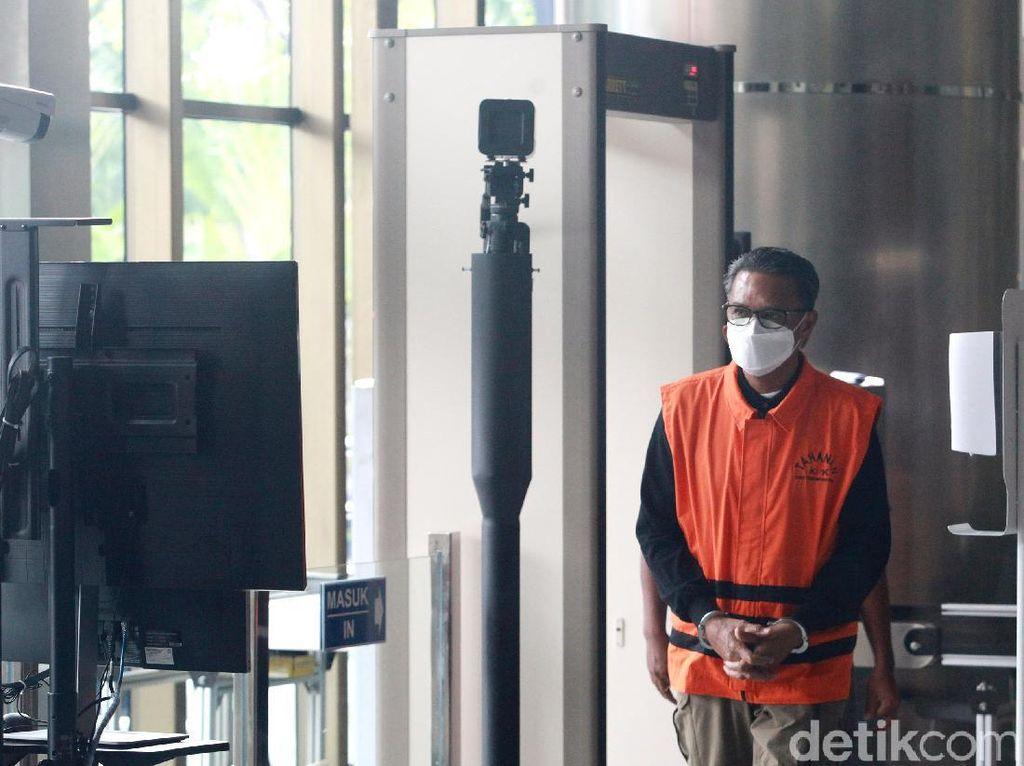 Periksa 2 Saksi, KPK Terus Dalami Aliran Duit Kasus Korupsi Nurdin Abdullah