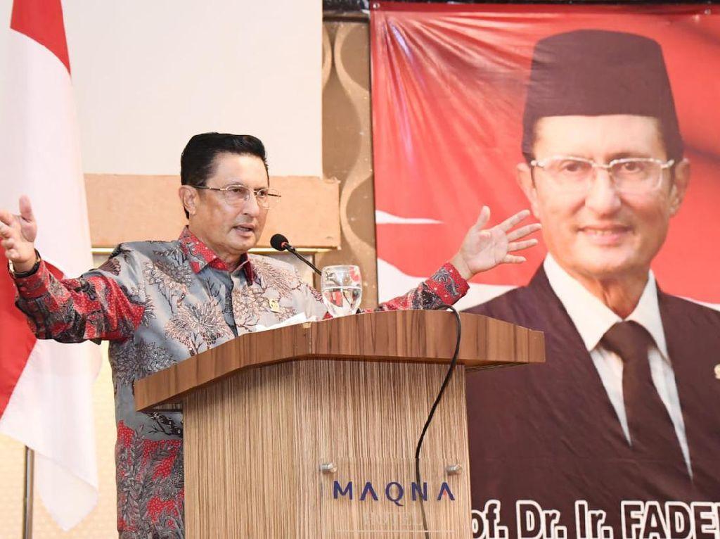 Bertemu Pelaku UMKM Gorontalo, WaketMPR Bagi Pengalaman Rintis Usaha
