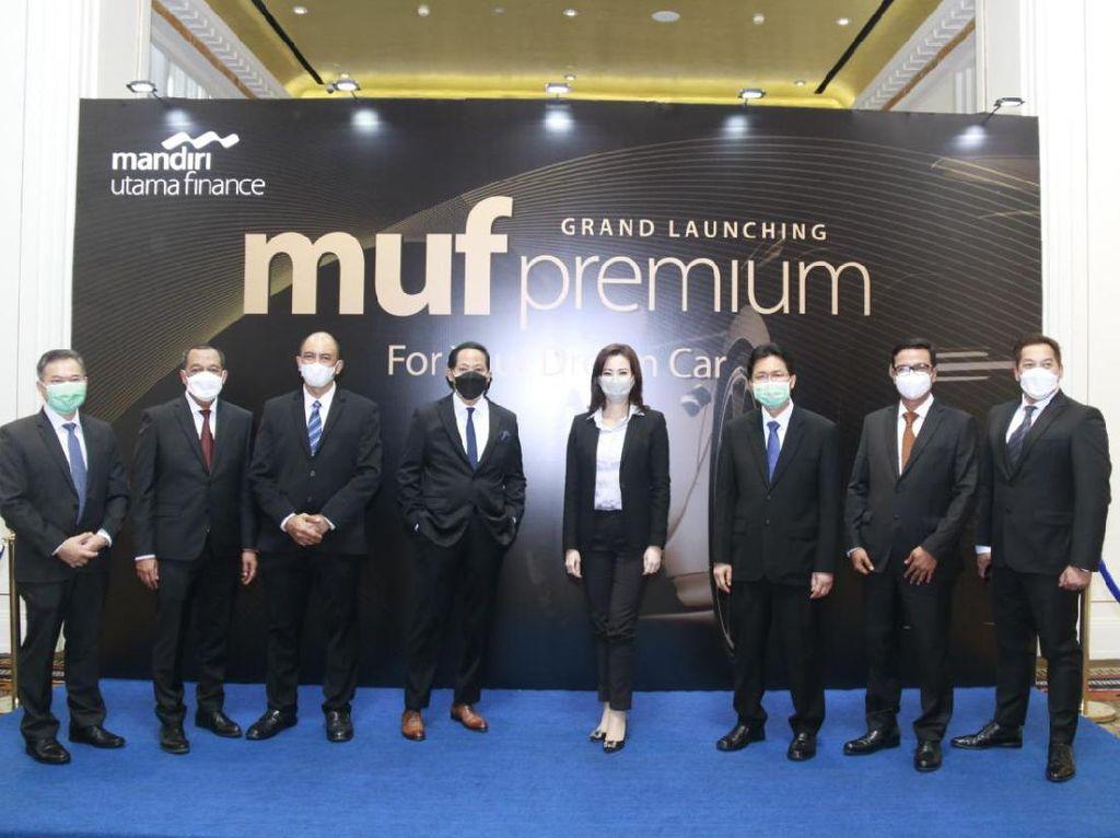 MUF Premium Layani Pembiayaan Mobil Mewah dengan Bunga Mulai 2,75%