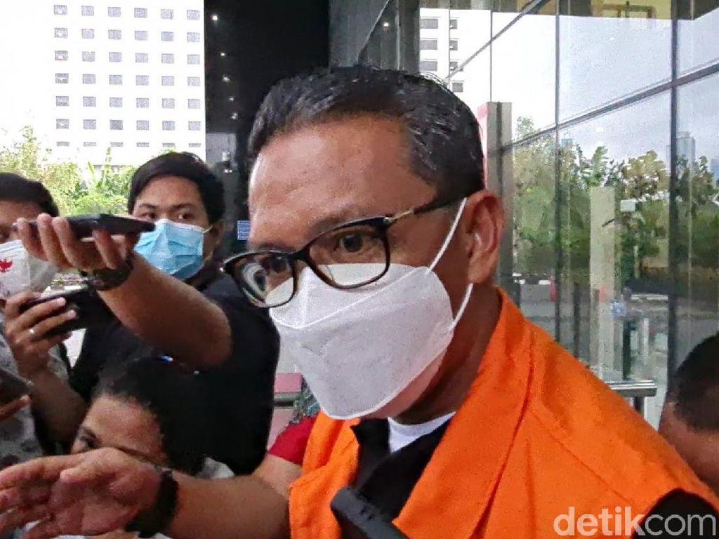Nurdin Abdullah Tepis Soal Proyek: Tak Ada yang Benar, Tunggu di Pengadilan