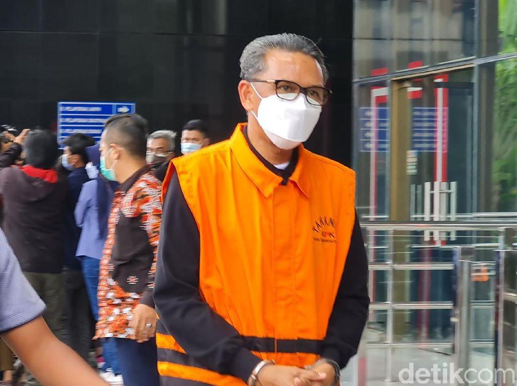 Nurdin Abdullah Jalani Pemeriksaan Perdana sebagai Tersangka Korupsi