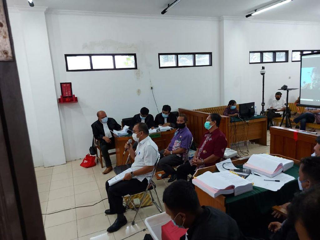 Sidang Dugaan Korupsi PDAM Kapuas Bergulir, Jaksa Akan Hadirkan 25 Saksi