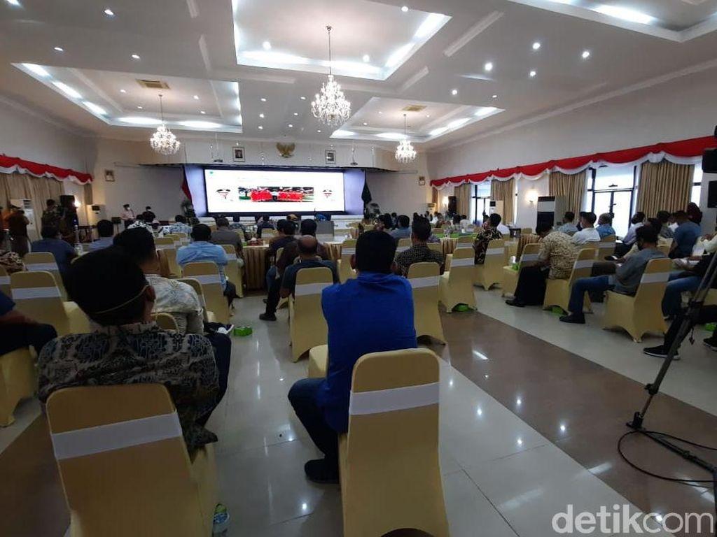 Pemprov Riau Kumpulkan Ratusan Perusahaan-Petani Sawit Cegah Karhutla