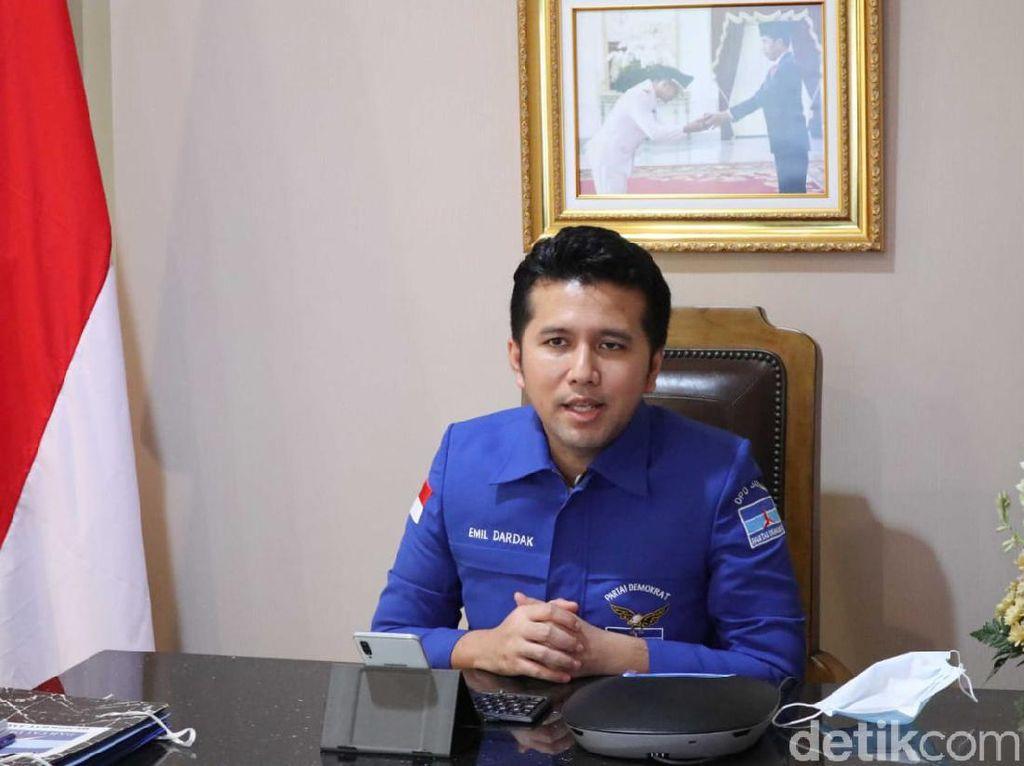 Demokrat Jatim Solid ke AHY, Emil Dardak Pertanyakan Keabsahan KLB Sumut