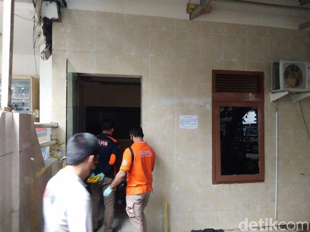 Pria Tewas Bersimbah Darah di Wisma di Makassar Selebgram Inisial AP