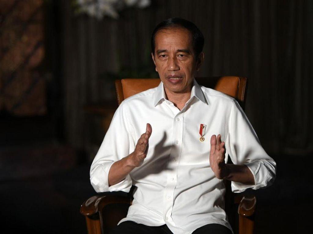 Bocoran Pesan Penting Jokowi ke Bahlil soal Investasi Mangkrak Rp 708 T