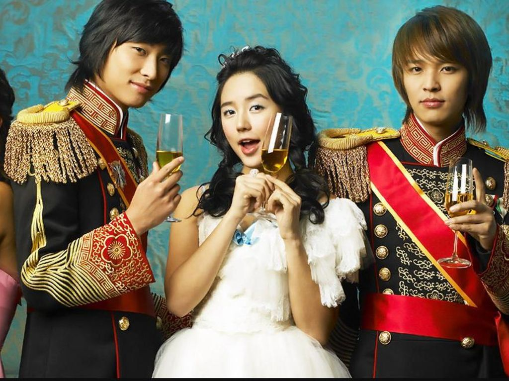 Drakor Hits Princess Hours Akan Dibuat Remake