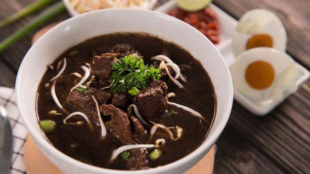 rawon dinobatkan sebagai sup terenak se-Asia versi situs TasteAtlas