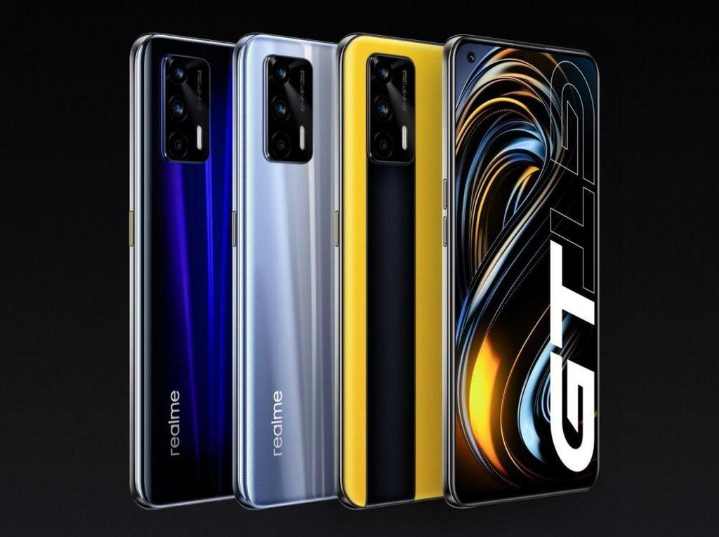 Realme GT Ditendang dari AnTuTu karena Curangi Hasil Benchmark