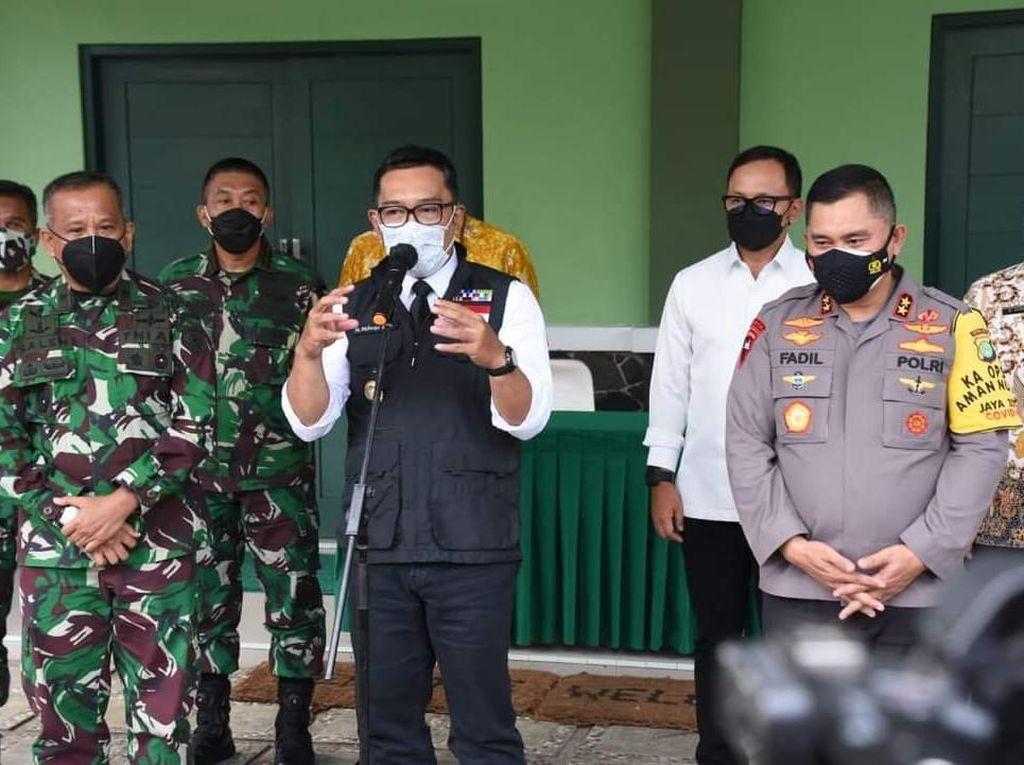 RK Ungkap Peran Kampung Tangguh Jaya Lawan Kasus COVID di Bodebek