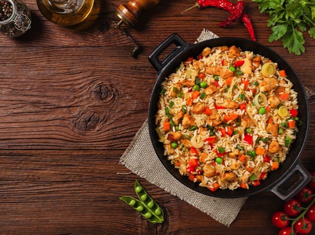 3 Resep Nasi Goreng yang Tak Hanya Lezat, Tapi Juga Sehat Bergizi