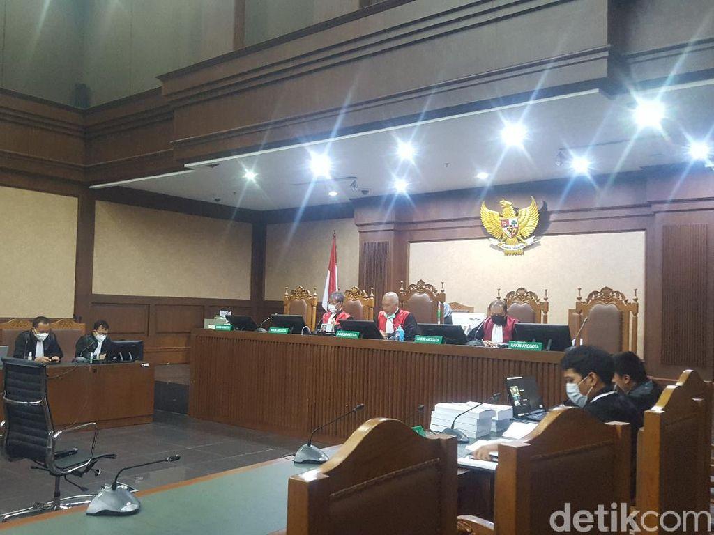 Pengacara Minta Hakim Bebaskan Eks Sekretaris MA Nurhadi dan Menantu