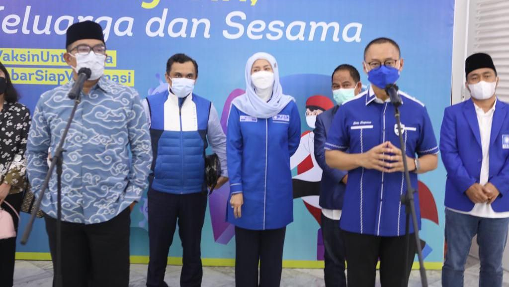 Sinergi PAN dan Ridwan Kamil untuk Membangun Jabar