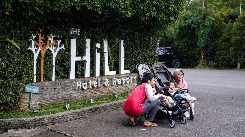 Potret The Hill Hotel and Resort yang Jadi Lokasi KLB Demokrat