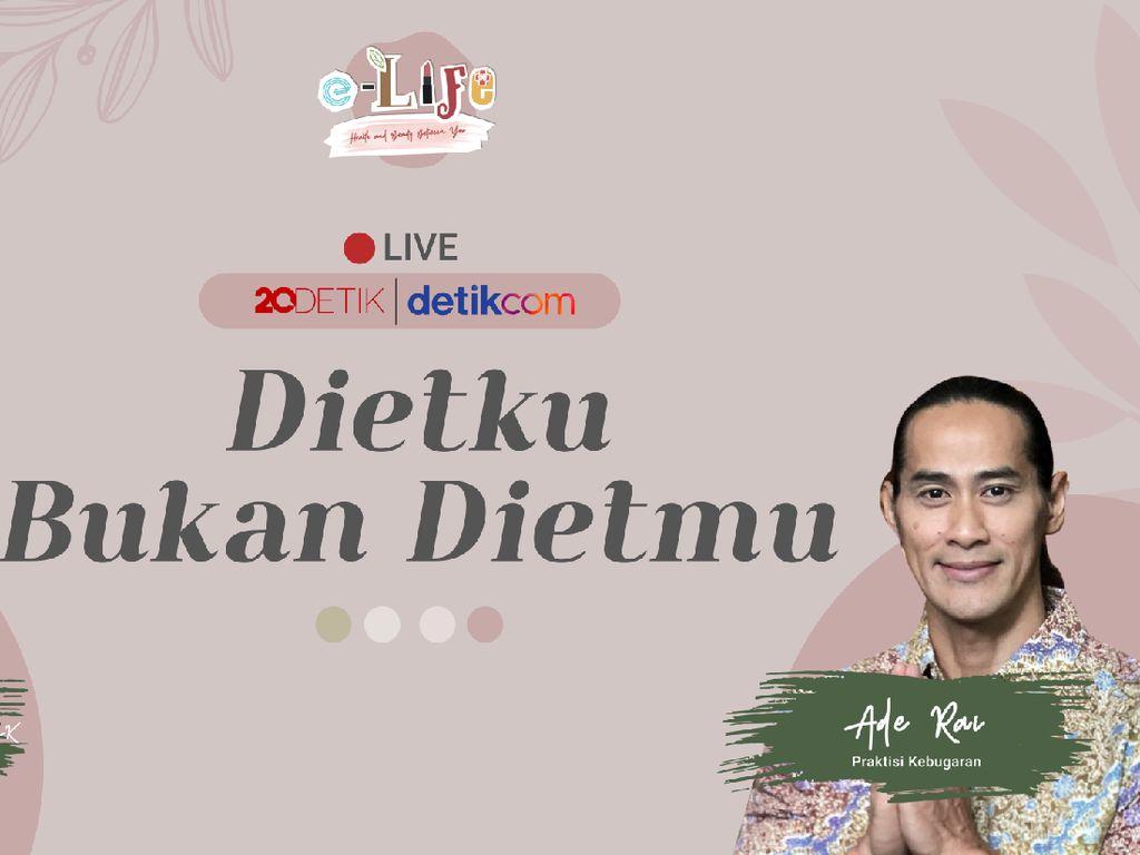 Live! e-Life: Dietku Bukan Dietmu