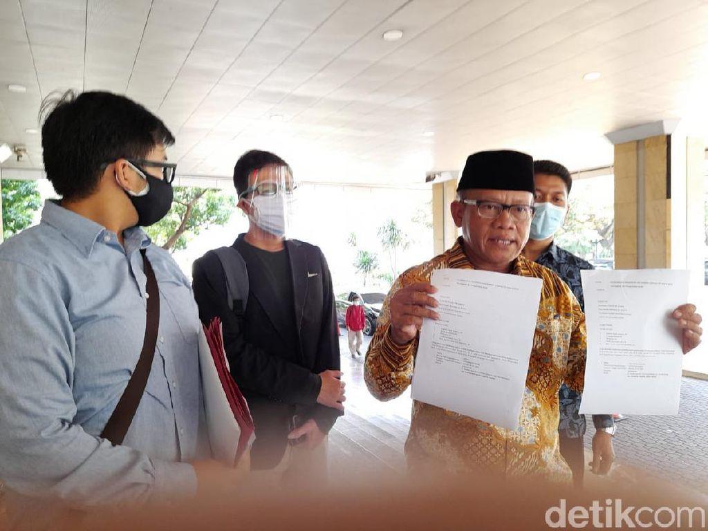 Datangi Balai Kota, Kuasa Hukum Korban Banjir DKI 2021 Tuntut Ganti Rugi