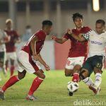 Babak I Timnas Indonesia U-23 Vs Tira Persikabo: Garuda Muda Unggul 1-0