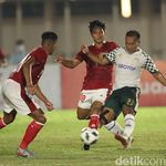 Timnas U-23 Vs Tira Persikabo: Kadek Agung Bersyukur Bisa Main Lagi