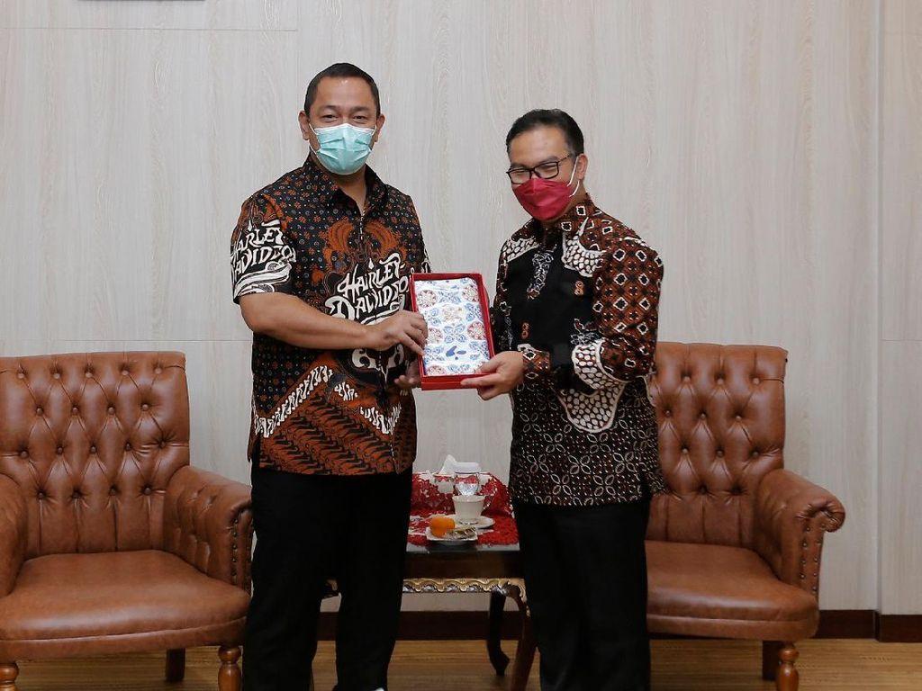 Kota Semarang Jadi Percontohan Program Pendataan Keluarga BKKBN