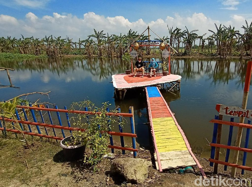 Foto: Wisata Jeratun Seluna, Wisata Kudus yang Hits