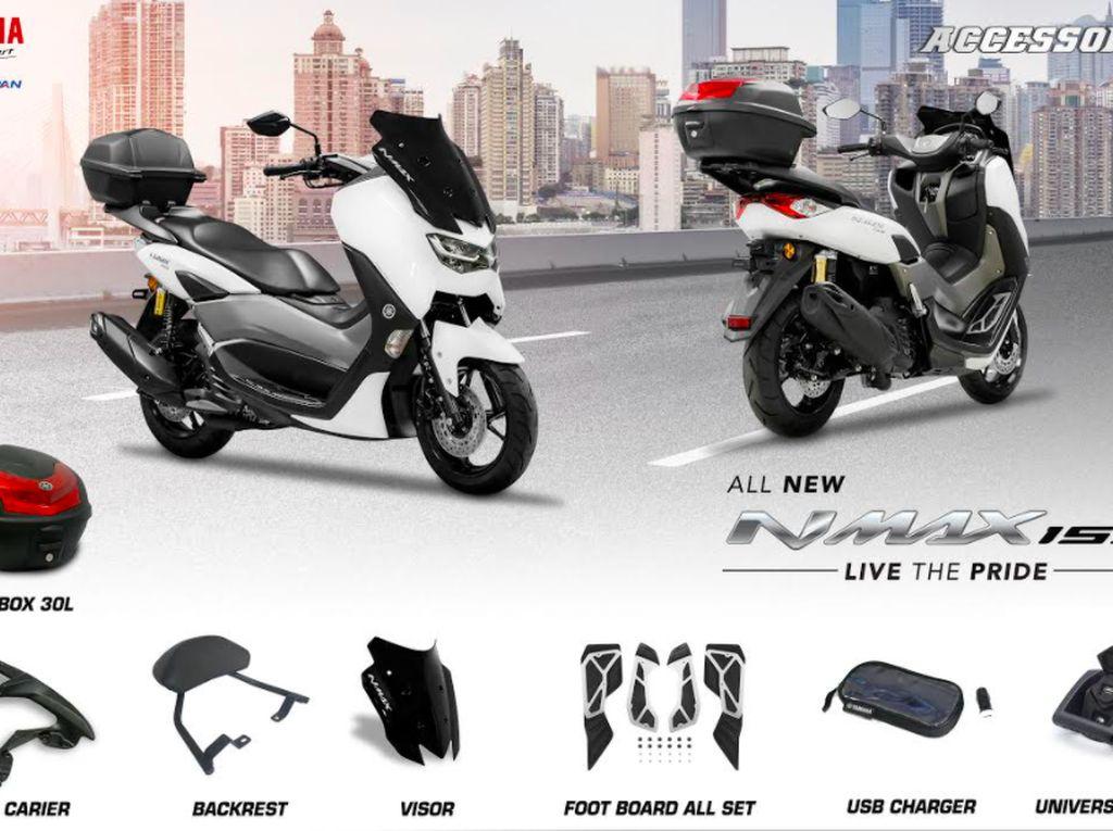Harga Yamaha All New Nmax 155 Terbaru September 2021, Mulai dari Rp 30 Jutaan