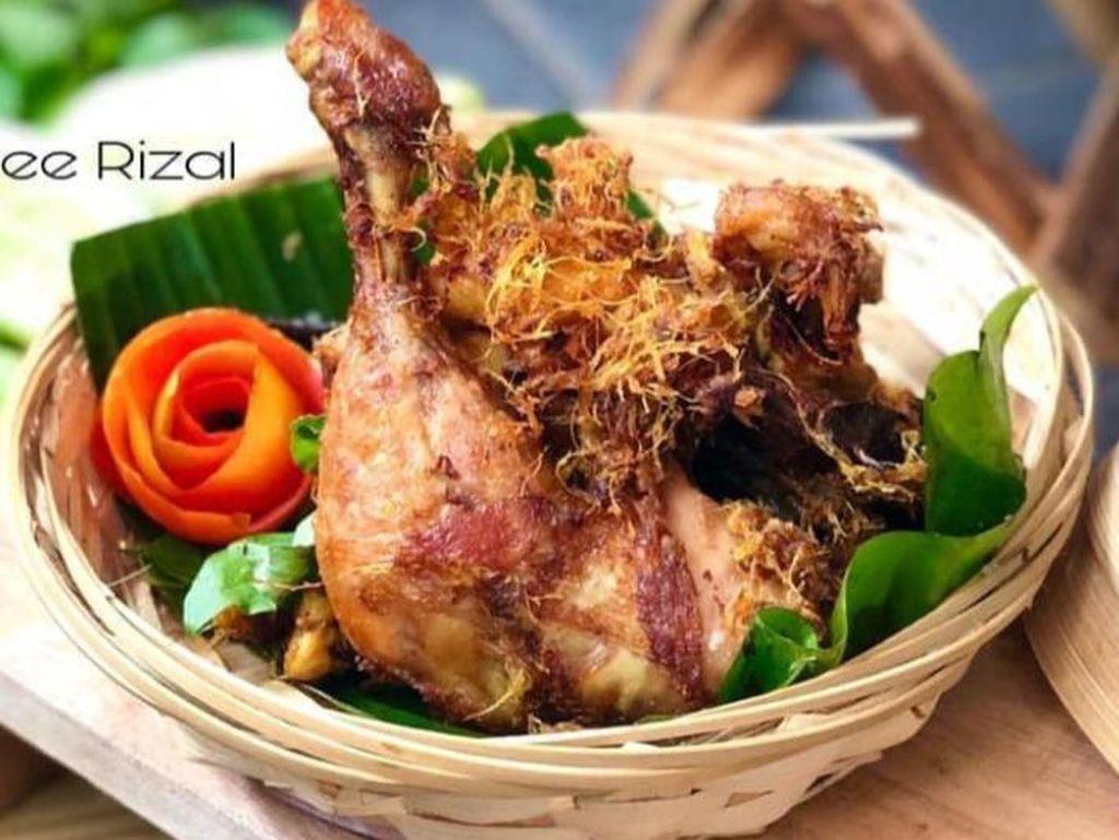 Resep Pembaca : Ayam Goreng Lengkuas yang Gurih Harum