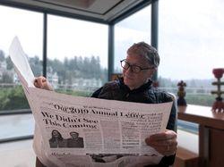 Bill Gates Khawatir Kecerdasan Buatan Berbahaya di Masa Depan