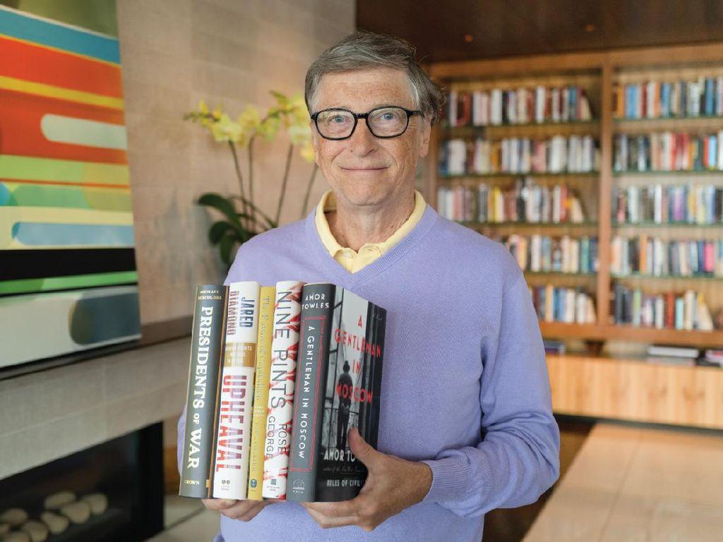 Adu Kaya Keluarga Raja Salman dan Bill Gates, Ini Hasilnya