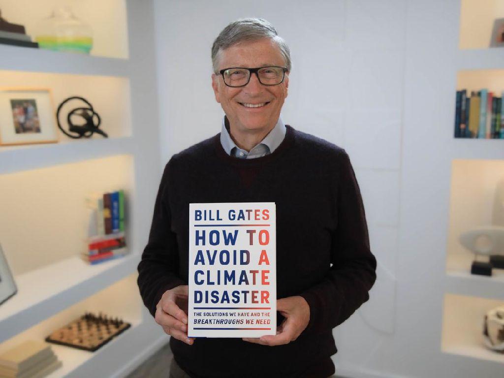 Bill Gates Sumbang Rp 2,8 T untuk Perjuangkan Kesetaraan Gender