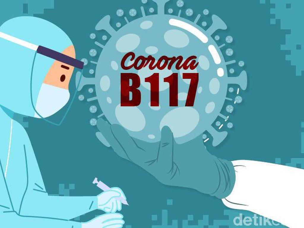 Ungkap Gejala 4 Kasus Baru Corona B117, Kemenkes: Tak Ada Keluhan Sesak Napas