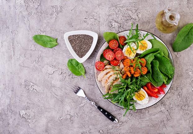 Diet ini meminta kamu untuk berkomitmen mengonsumsi makanan nabati dalam satu hari tanpa harus mengorbankan makanan favorit kamu.