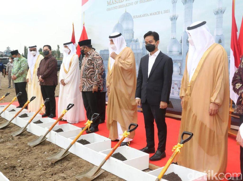 Tak Hanya Jalan, Ternyata Ada Masjid di UEA yang Diberi Nama Jokowi