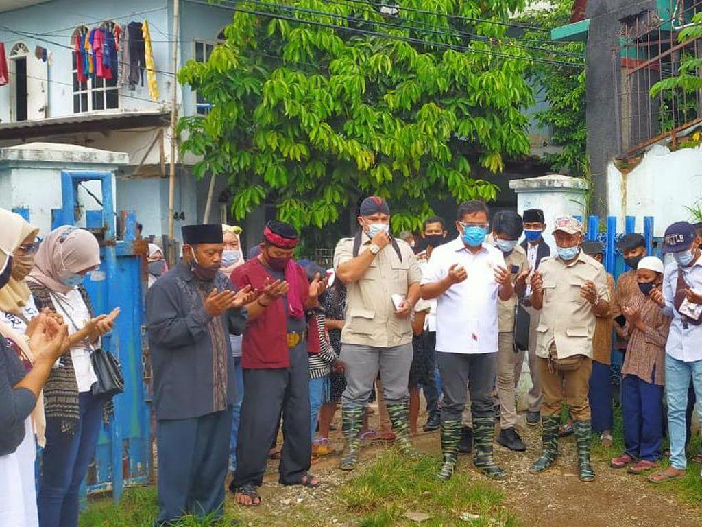 Cara Habiburokhman Peringati Setahun Corona di Indonesia
