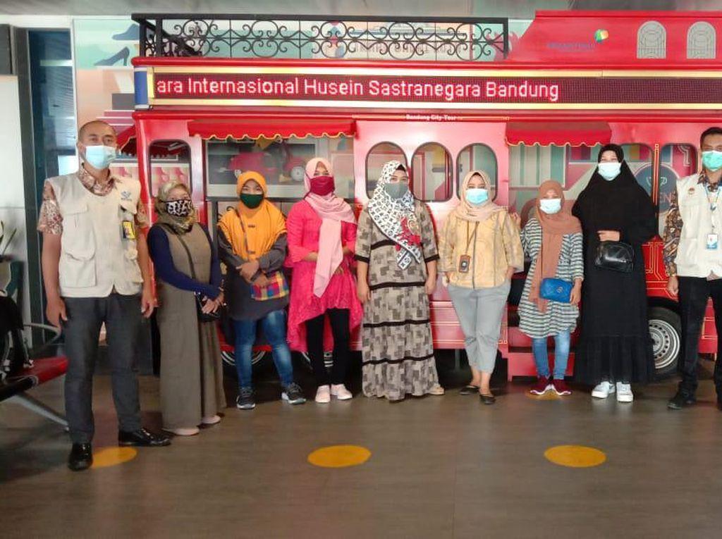 Gagal Berangkat ke Dubai, 6 Pekerja Migran di Bandung Dikembalikan ke Lombok