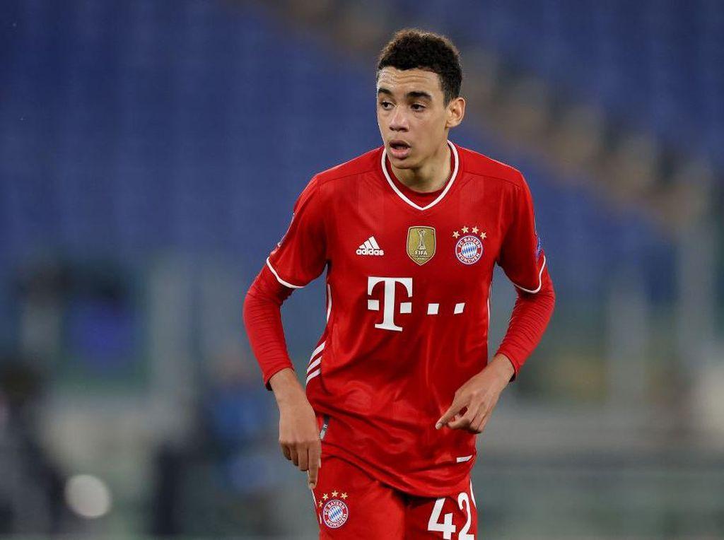 Jamal Musiala: Dikontrak Bayern, Akan Masuk Timnas Jerman