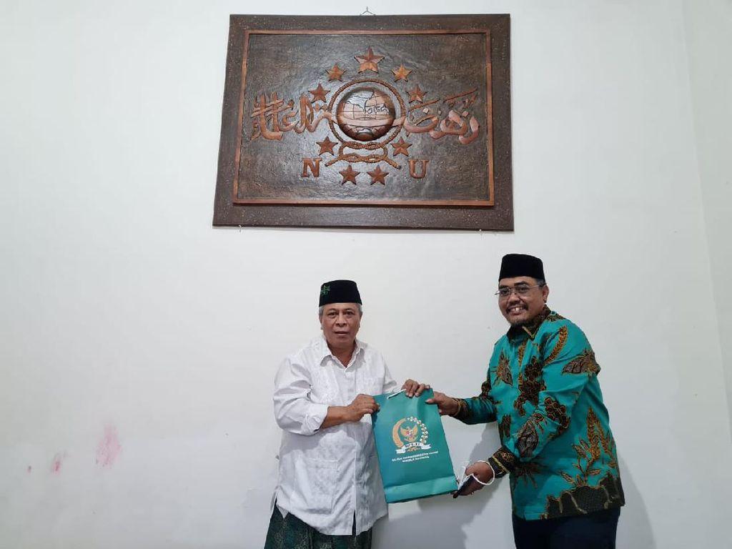 Maju Jadi Calon Ketua PWNU Jakarta, Jazilul Minta Nasihat ke Sesepuh NU