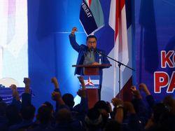 Moeldoko Tolak Bicara soal Dukungan Presiden 2024 di KLB Sumut