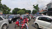 Parkir Liar di Pasar Gembrong Bikin Macet, Dishub: Sudah Sering Kita Tindak