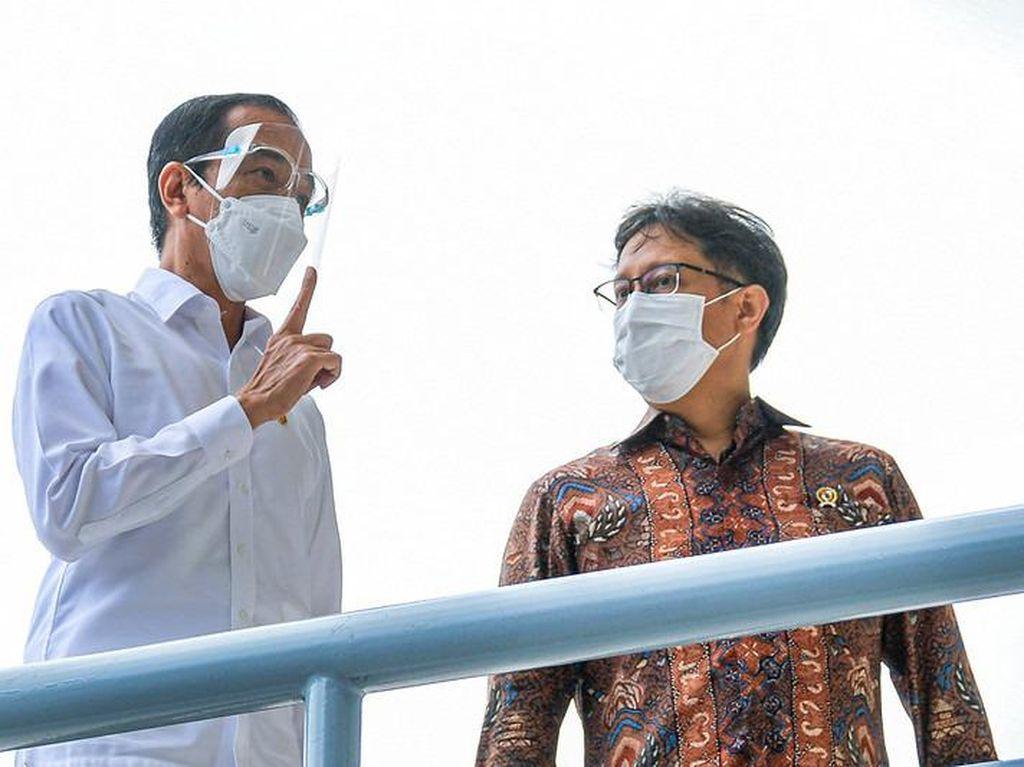 Survei Indikator: Kepuasan terhadap Jokowi 63%, Kepercayaan ke Menkes 44%