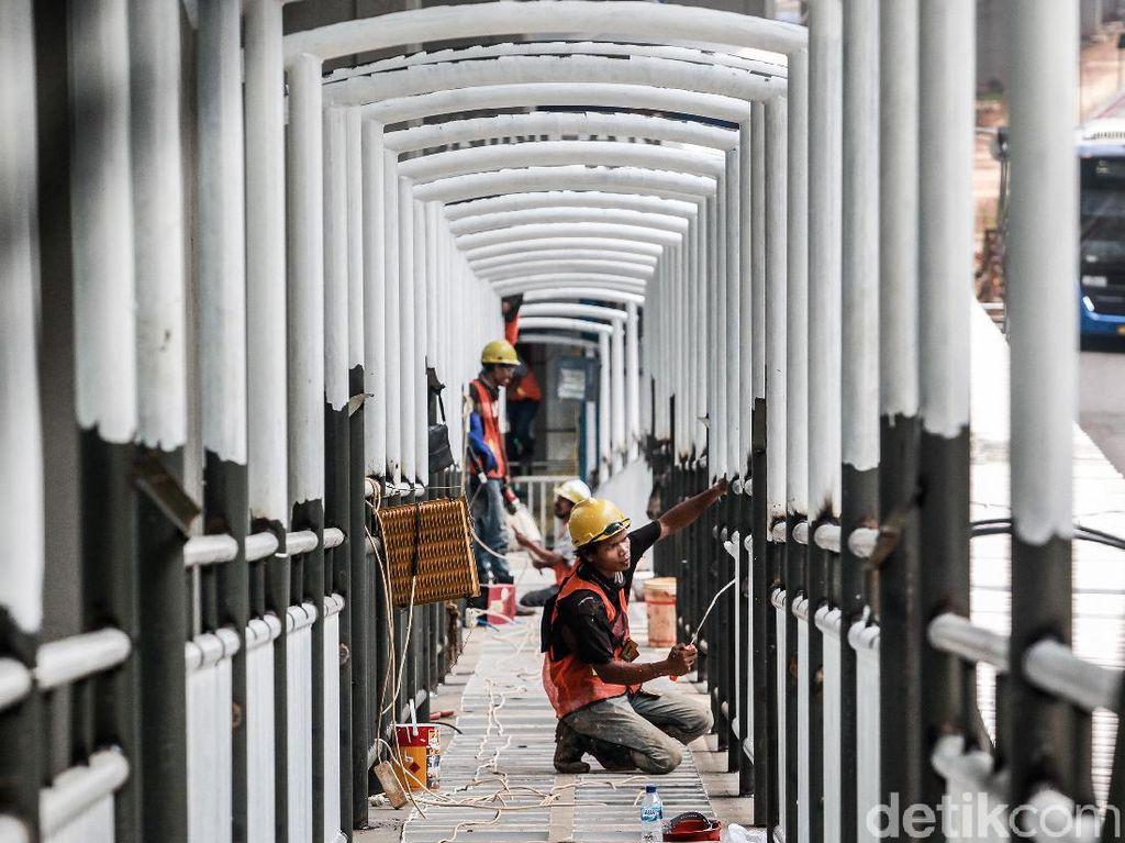 Revitalisasi Halte Busway Karet Kuningan
